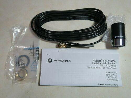 Motorola HAF4013A Vehicle Roof-Top Antenna Kit for XTL APX Radios