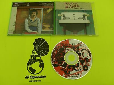 Frank Zappa waka jawaka - CD Compact Disc for sale  Canada