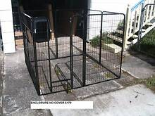 BRAND NEW Pet Dog Exercise Encl Fence Play Pen Run-120cmx8 PANEL Kingston Logan Area Preview