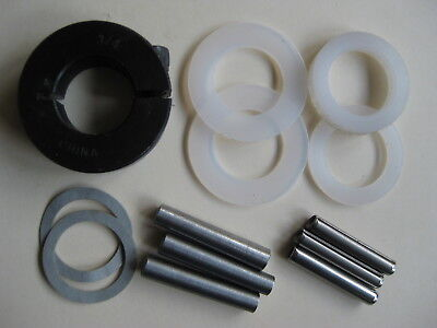 Interior Service Kit For Your Vintage Delta Unisaw - Friction Reducing Parts