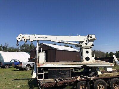 29000 Truck Crane Terex Commander