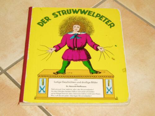 """Altes Kinderbuch """"Der Struwwelpeter"""", Dr.Heinrich Hoffmann"""