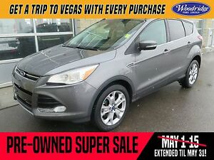 2013 Ford Escape SEL PRE-OWNED SUPER SALE ON NOW!
