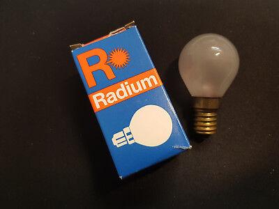 Radium 24V 25W E14 Glühlampe,Microfilm,Projektorlampe  gebraucht kaufen  Lübeck