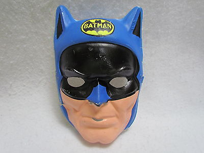 1973 Ben Cooper Super Hero Halloween Costume in Original Box:  Batman Small 4-6