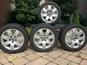 Mags  VW 205/55R16
