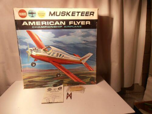 Gilbert Musketeer American Flyer