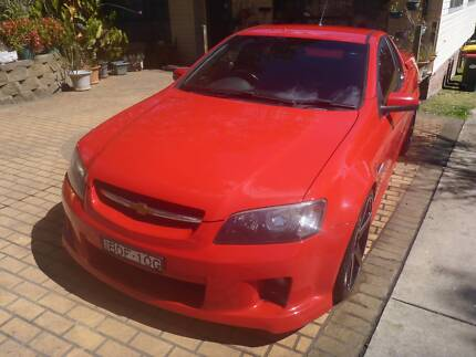 2007 Holden Commodore SS 6 Speed Manual Ute