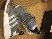 NMD R1 GLITCH GREY US10 NEW Lindfield Ku-ring-gai Area Preview