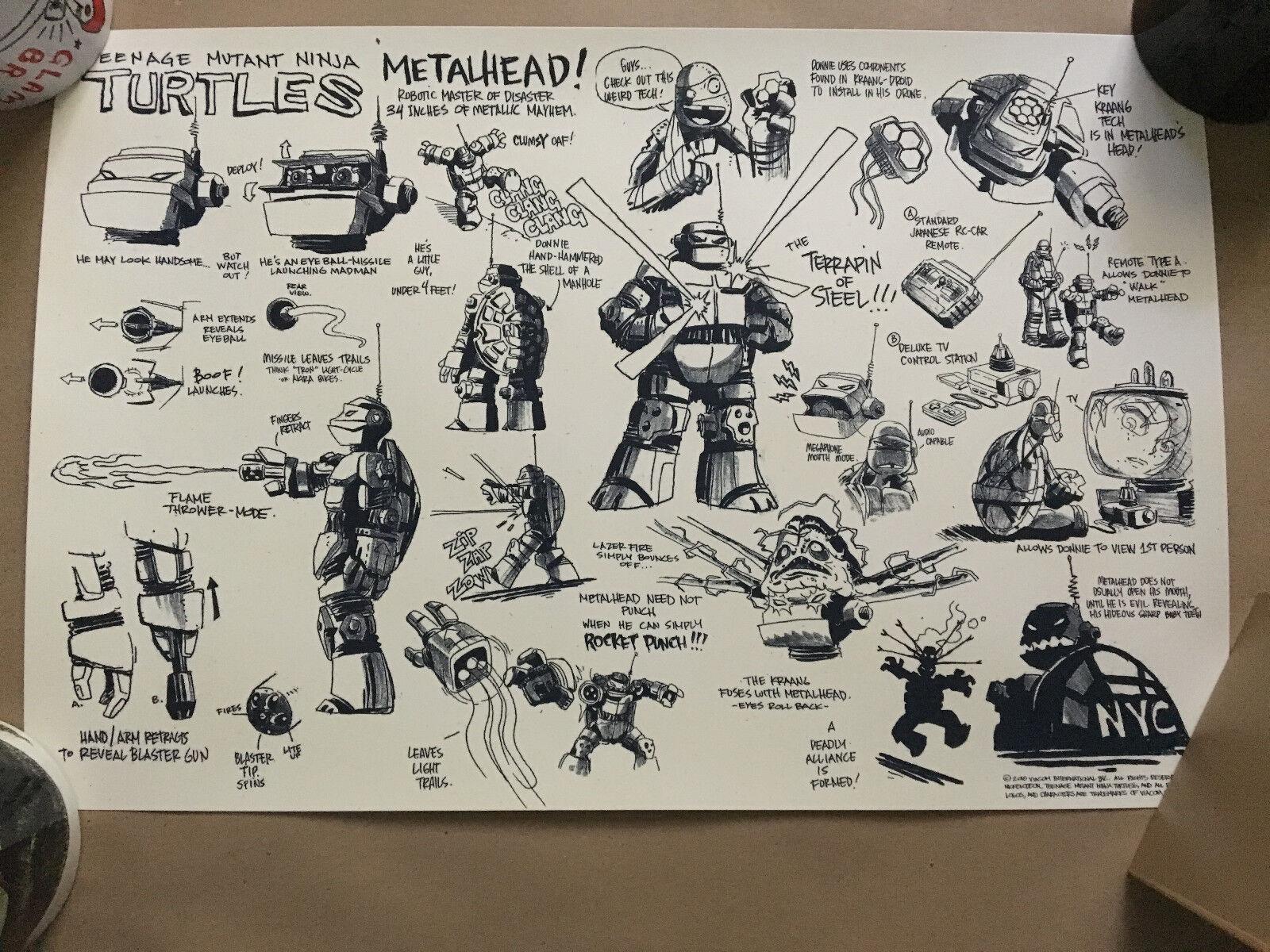 MONDO Metalhead Ciro Nieli Poster - $70.00