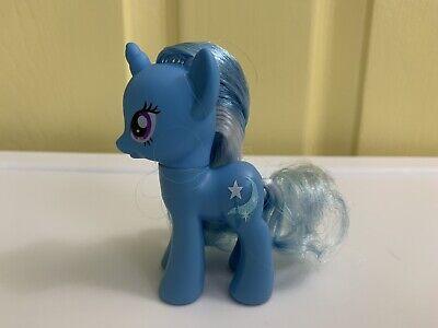 My Little Pony Trixie Lullamoon Brushable Hair Figure Glitter Cutie Mark