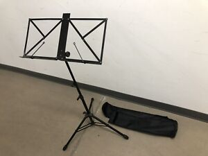 Adjustable collapsible Music Stand