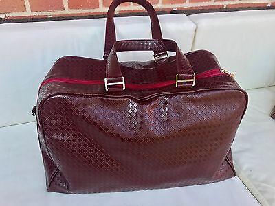 WEEKENDER, Reisetasche, Handgepäck, Sporttasche NEU Bordeaux (B,H,T) 50x32x20cm ()