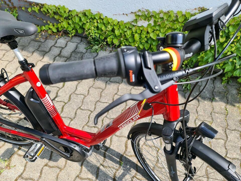 KREIDLER ECO 3 Comfort, Bosch Active Line Plus, 400Wh in Beckum
