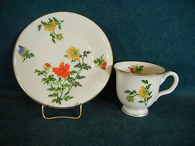 Castleton China Ma Lin Demitasse Cup and Saucer Set(s)