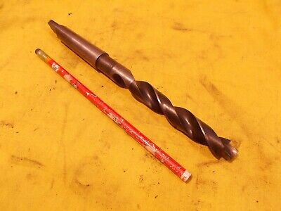 2 Morse Taper Shank X 4164 Drill Bit Lathe Mt Mill Tool Wb Usa Step Nose