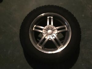 Mazda 3 Winter Tires with Rims (full set)