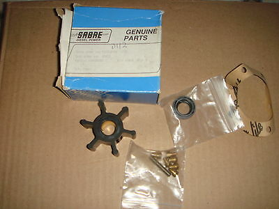 PERKINS SABRE 24880202 IMPELLER