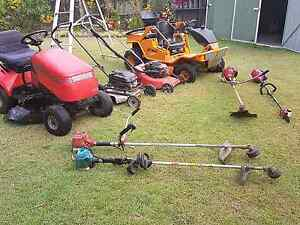 Mowing Equipment  for sale you can start a business straight away Tewantin Noosa Area Preview