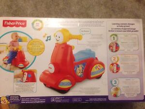 Fisher price Smart stages scooter & potty