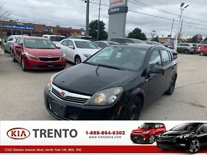 2008 Saturn Astra XE/A/T/PWR GROUP/WINTER PACKAGE/