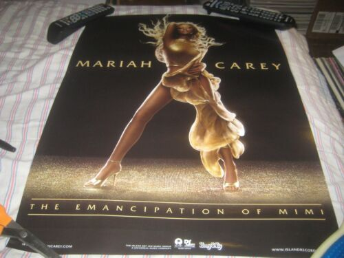 MARIAH CAREY-(the emancipation of mimi)-1 POSTER-18X24 INCHES-NMINT-RARE!!!!