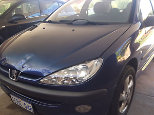 Peugeot 206 Karrinyup Stirling Area Preview