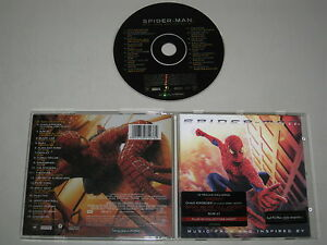 SPIDER-MAN-COLONNA-SONORA-DANNY-ELFMAN-COLUMBIA-507547-6-CD-ALBUM