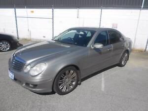 2008 Mercedes-Benz E280 Sports Sedan Wangara Wanneroo Area Preview