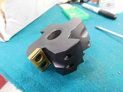 2.50 Indexable Insert Fly Cutter Shell Mill Tip