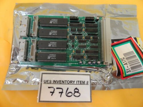 Gespac GSPIA-4 Processor Board PCB 9602 New Surplus