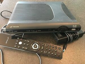 Telus Optik TV Box