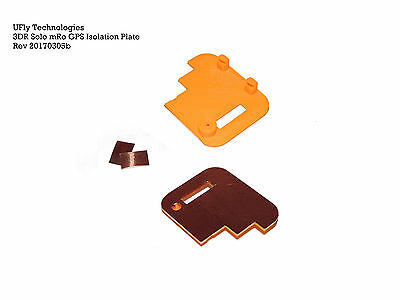 UFly Technologies mRo GPS Isolation Plate for 3DR Solo