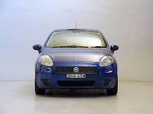 2007 Fiat Punto Hatchback DIESEL 6 speed AUTO Wickham Newcastle Area Preview