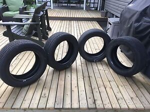 Goodyear eagle RS-A    P205/55R16 tires