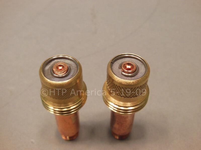 "2 45V26 3/32"" TIG weld welding gas lens collet body"