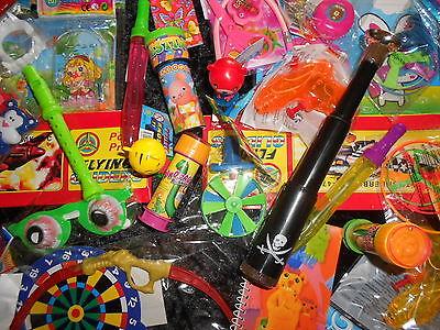 20x Mitgebsel, Kleinspielzeug für Kindergeburtstag & Tombola , Karneval gemischt