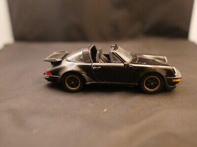 1988 Porsche 911 Die Cast Precision Model Car Franklin Mint 1:24 Scale