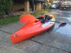 Fishing kayak Nerang Gold Coast West Preview