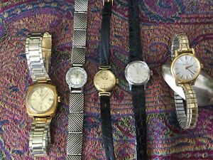 Women's Luxury Vintage Watches for Sale