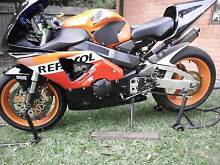 2003-08 Honda cbr 954-980 Race set up and road registerable Oatley Hurstville Area Preview