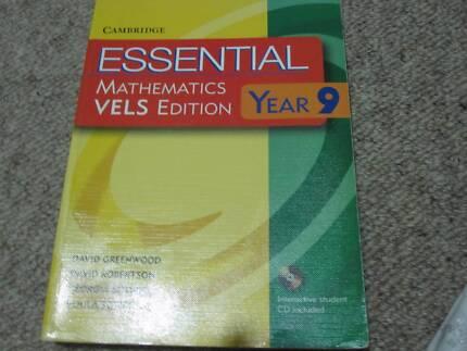 Essential Mathematics 9 (VELS edition)