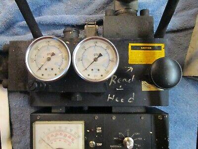 Otc Hydraulic In-line Flow Tester Mod 4224 Used