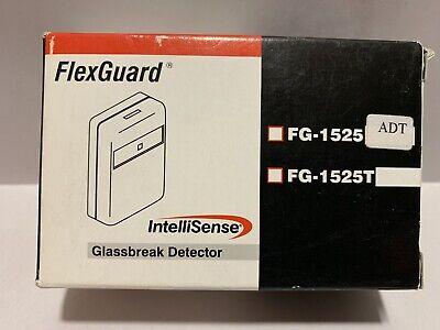 Intellisense Fg-1525 Adt Flex Guard Glassbreak Detector Nib
