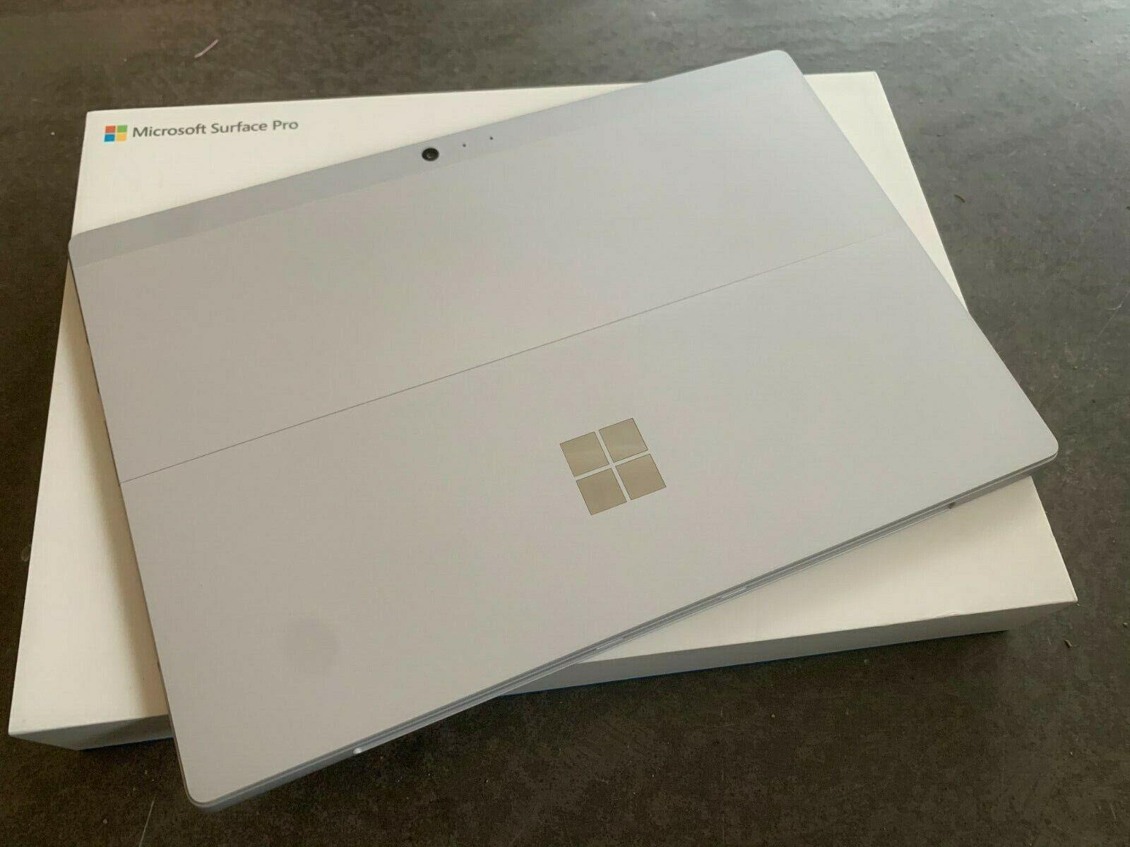 Microsoft surface pro 5 gen core i5 7300u 4gb ram 128gb ssd lte advanced win 10