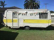 Family Caravan with Bunks   Full Annexure 15ft 1984 Millard Swansea Lake Macquarie Area Preview