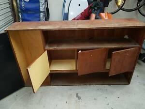 FREE Furniture Storage Shelves Cupboard Garage