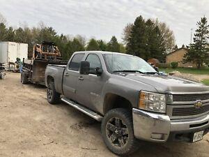08 Silverado 2500 GAS