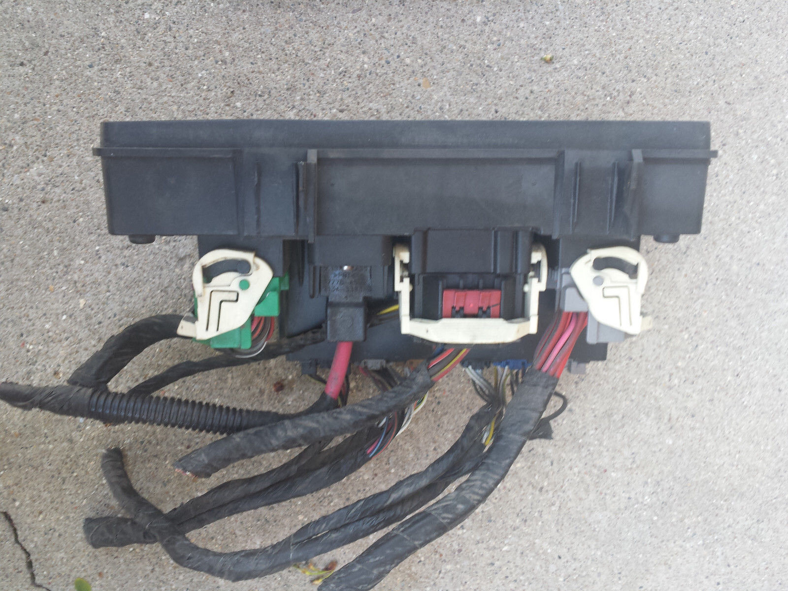 Used Dodge Avenger Computers Chips Cruise Control And Related 2012 Wire Harness 2007 Fuse Box Power Relay Module Timp P04692168aj