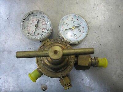 Victor Sr 250 D Compressed Gas Regulator Valve 3000 Psi Max